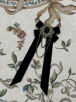 Alien Journey Elegant Lolita Brooch / Chain by DOLLHOUSE LOLITA