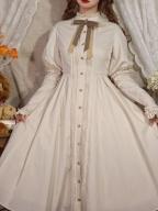 Alien Journey Elegant Lolita Dress OP by DOLLHOUSE LOLITA