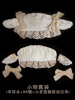 Doll in the Forest Doll Lolita Headpiece Set by Dolls Party