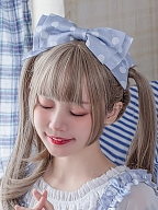 Little Hetty Sweet Lolita Dress Matching KC by Eieyomi