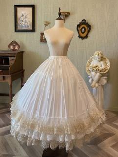 Muchalin Gorgeous Lolita Dress Matching Petticoat Under Skirt by Eternity Spring