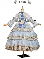Nocturne Tea Party Gorgeous Lolita Dress OP by Floating Feather Lolita