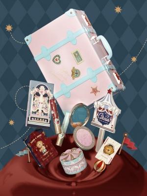Circus Series Makeup Full Set of Gift Box
