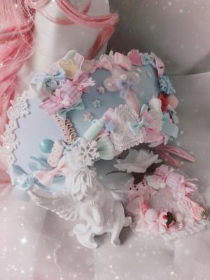 Handmade Sweet Lolita Nurse Hat by Flounder