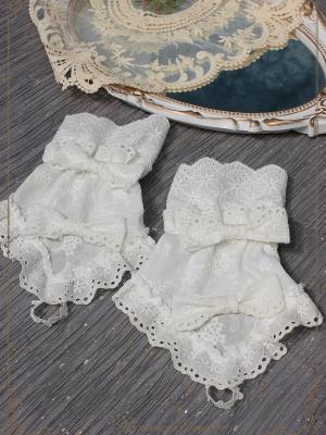 Unheard of First Sight Hanayome Classic Lolita Dress Matching Wristcuffs