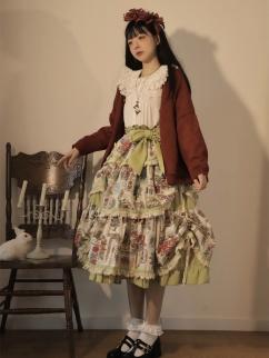 Promis Elastic Waist Classic Lolita SK