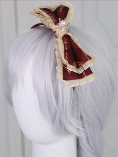 Best Guardian Carnival Classic Lolita Dress Matching KC