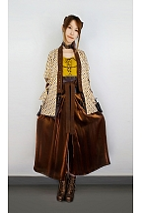 Steampunk Rivet Kimono Haori Outwear by Mr Yi's Steamland