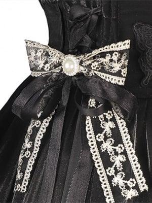 The Butterfly Effect Lolita Dress Matching Bowknot on Waist