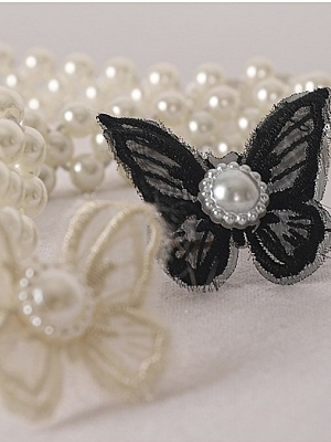 The Butterfly Effect Lolita Dress Matching Ring
