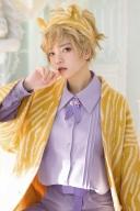 Baby Tiger Ouji Lolita Set Yellow Coat by Princess Chronicles