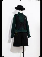 Almes Series Ouji Lolita Shorts by Princess Chronicles
