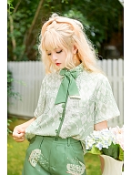 Limited Florescence Ouji Lolita Bowknot Brooch by Princess Chronicles