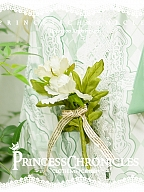 Limited Florescence Ouji Lolita Flower Brooch by Princess Chronicles