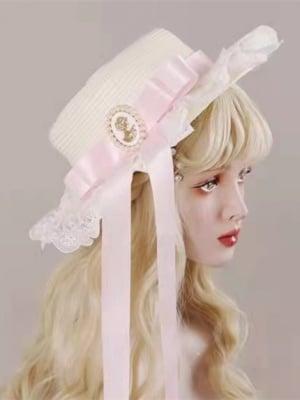 Tasha's Garden Classic Lolita Dress Matching Hat