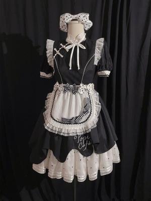 Berry Cafe Qi Lolita Dress Matching KC