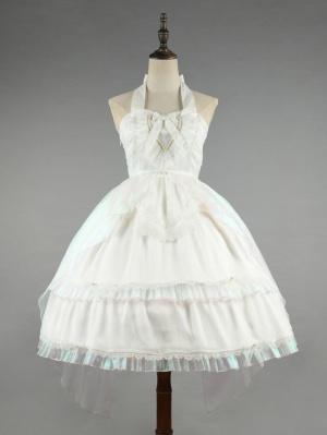 Helisa Shiny Elegant Lolita Dress JSK Full Set by Rotate Ballet