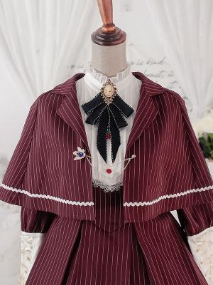 Heroic Girl Classic Lolita Dress Matching Tie