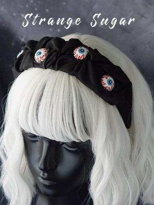Handmade Halloween Gothic Eyeball Decorative KC