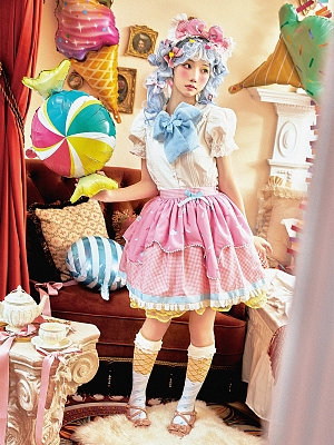 Retro Sweet Lolita SK