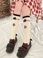 Earl Kitty Series Rose Lolita Stockings by Stellar Winds of the Universe