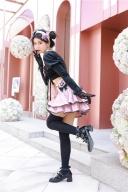 Elegant Set Top / Short Skirt / Long Fishtail Skirt by To Alice