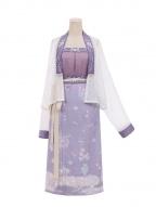 Jacaranda Han Lolita Long Sleeve Soft Tulle Outerwear by To Alice