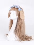 Glory of The Dog Lolita Dress Matching Plush Ears KC by To Alice