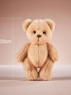 Small Lena Teddy Bear Lolita Plush Doll by Teddy Tales