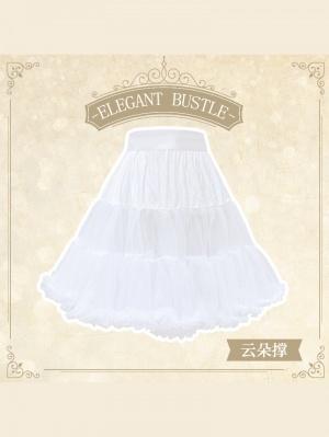 Clouds Tulle Lolita Petticoat by U.Rtto