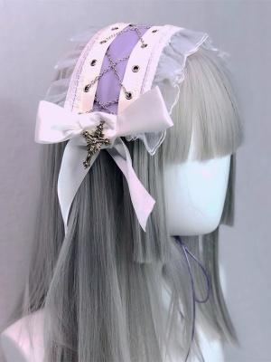 Virtual Dream Punk Dress Matching Hairband by Virtual Orbit