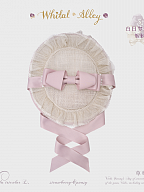 Strawberry Pansy Series Daydream Lolita Hat by Whital Alley