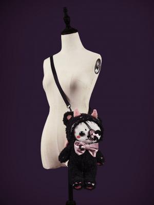 Devil's Heart Matching Doll Crossbody by Weaving Dream Hall