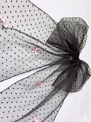 Party Day Gothic Lolita Dress JSK Matching Train