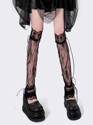 Punk Lace Legwears by YUBABY