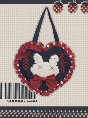Cowboy Sweetheart Sweet Lolita Dress Matching Handbag
