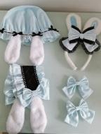 Alice Honey Sweet Lolita Dress Matching KC / Hat / Hairband